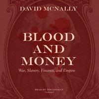 Blood and Money - David McNally - audiobook