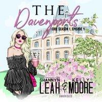 Davenports - Shannyn Leah - audiobook