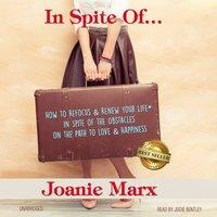 In Spite Of... - Joanie Marx - audiobook