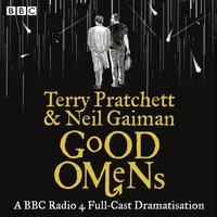 Good Omens - Neil Gaiman - audiobook