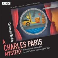 Charles Paris: Corporate Bodies - Simon Brett - audiobook