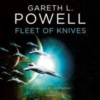 Fleet of Knives - Gareth L. Powell - audiobook