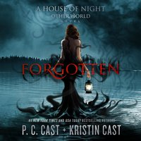 Forgotten - P. C. Cast - audiobook