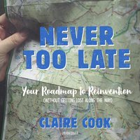 Never Too Late - Claire Cook - audiobook
