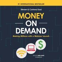 Money on Demand - Steven Essa - audiobook