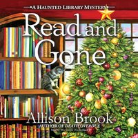 Read and Gone - Allison Brook - audiobook