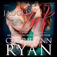Jagged Ink - Carrie Ann Ryan - audiobook