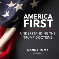 America First - Danny Toma - audiobook