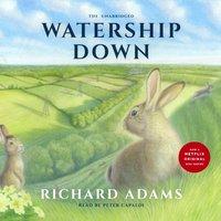Watership Down - Richard Adams - audiobook