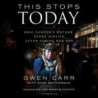 This Stops Today - Gwen Carr - audiobook