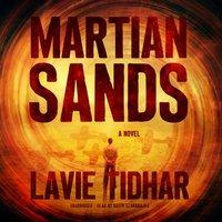 Martian Sands - Lavie Tidhar - audiobook