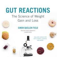 Gut Reactions - Simon Quellen Field - audiobook