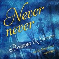 Never Never - Brianna R. Shrum - audiobook