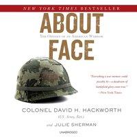 About Face - David H. Hackworth - audiobook
