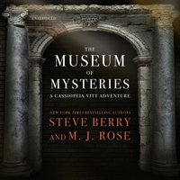 Museum of Mysteries - Steve Berry - audiobook