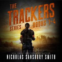 Trackers Series Box Set - Nicholas Sansbury Smith - audiobook