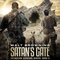 Satan's Gate - Walt Browning - audiobook