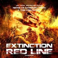 Extinction Red Line - Nicholas Sansbury Smith - audiobook