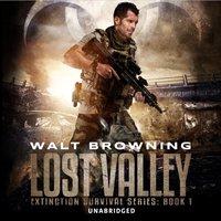 Lost Valley - Walt Browning - audiobook