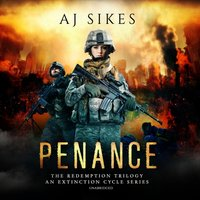 Penance - AJ Sikes - audiobook