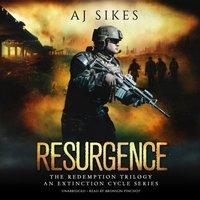 Resurgence - AJ Sikes - audiobook