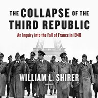 Collapse of the Third Republic - William L. Shirer - audiobook