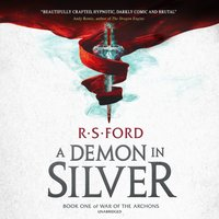 Demon in Silver - R. S. Ford - audiobook