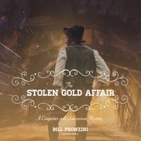 Stolen Gold Affair - Bill Pronzini - audiobook