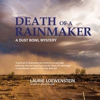 Death of a Rainmaker - Laurie Loewenstein - audiobook