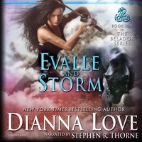 Evalle and Storm - Dianna Love - audiobook