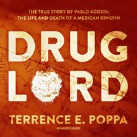 Drug Lord - Terrence E. Poppa - audiobook