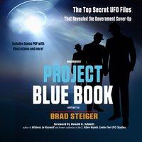 Project Blue Book - Brad Steiger - audiobook