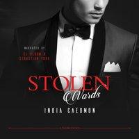 Stolen Words - India Caedmon - audiobook