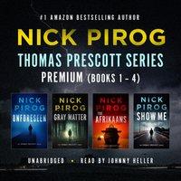 Thomas Prescott Series Premium - Nick Pirog - audiobook