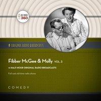 Fibber McGee & Molly, Vol. 3 - Black Eye Entertainment - audiobook