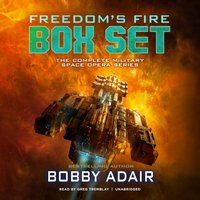 Freedom's Fire Box Set - Bobby Adair - audiobook