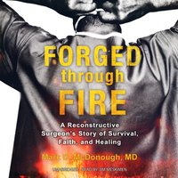Forged through Fire - Mark D. McDonough - audiobook