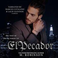 El Pecador - M. Robinson - audiobook