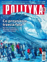 Polityka nr 9/2021 - Opracowanie zbiorowe - eprasa