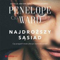 Najdroższy sąsiad - Penelope Ward - audiobook