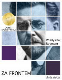 Za frontem - Władysław Reymont - ebook