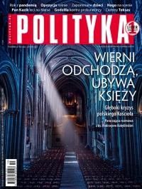 Polityka nr 10/2021 - Opracowanie zbiorowe - eprasa