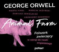 Animal Farm. Folwark zwierzęcy w wersji do nauki angielskiego - George Orwell - audiobook