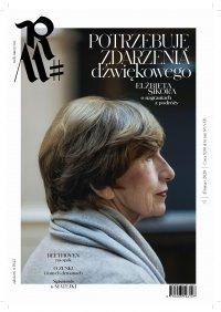 Ruch Muzyczny nr 3/2020 - Opracowanie zbiorowe - eprasa