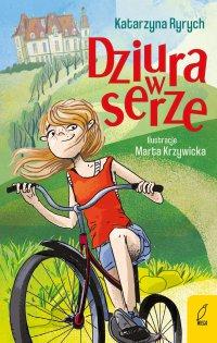 Dziura w serze - Katarzyna Ryrych - ebook