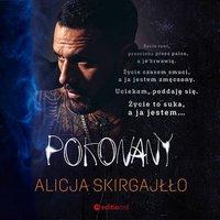 Pokonany - Alicja Skirgajłło - audiobook