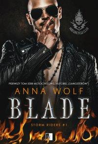 Blade - Anna Wolf - ebook