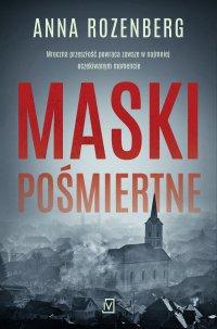 Maski pośmiertne - Anna Rozenberg - ebook
