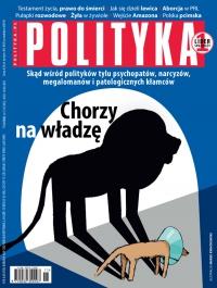 Polityka nr 11/2021 - Opracowanie zbiorowe - eprasa