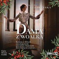 Dama z woalką - Paulina Kuzawińska - audiobook